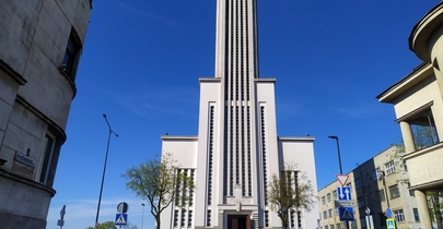 Karolis Reisonas ir Prisikėlimo bažnyčia